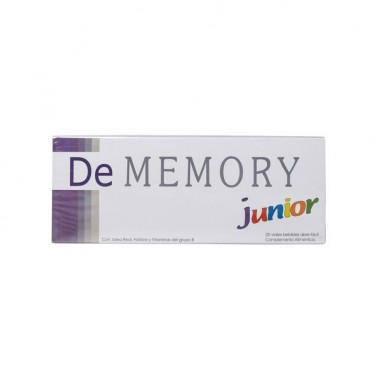 DeMemory Junior Pharma OTC, 20 viales