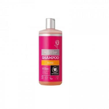 Rosas Cabello Normal Urtekram, 500 ml.