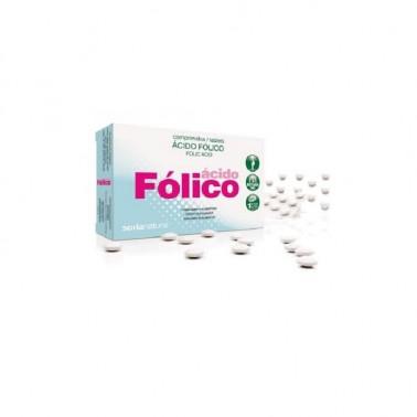 Retard Acido Fólico Soria Natural, 48 comp.