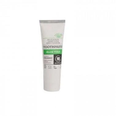 Dentifrico Aloe Vera Urtekram, 75 ml.