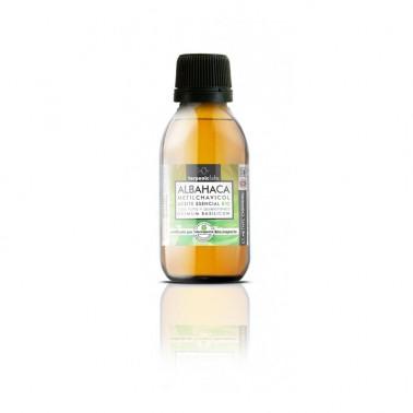 Albahaca Aceite Esencial Alimentario BIO Terpenic, 30 ml.