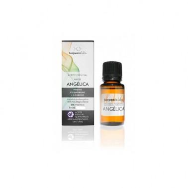Angélica Aceite Esencial Alimentario Terpenic, 30 ml.