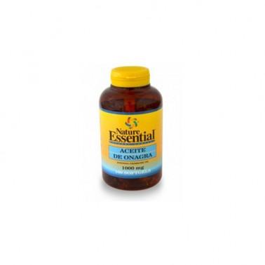 Aceite de Onagra 1000 mg (10% GLA) Nature Essential, 100 perlas