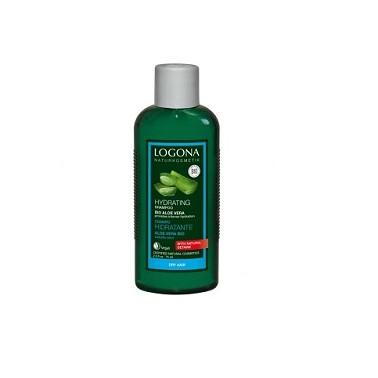 Champú hidratante aloe Bio Logona, 250 ml