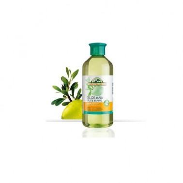 Gel de ducha Argán y Aloe Vera BIO Corpore Sano, 500 ml.