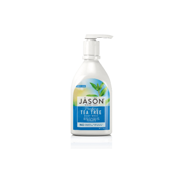 Gel de ducha Tea Tree ECO Jason, 900 ml