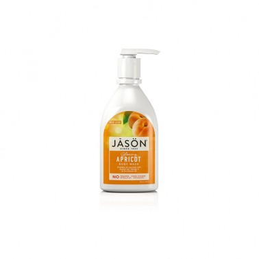 Albaricoque Gel de Baño y Ducha Jason, 900 ml