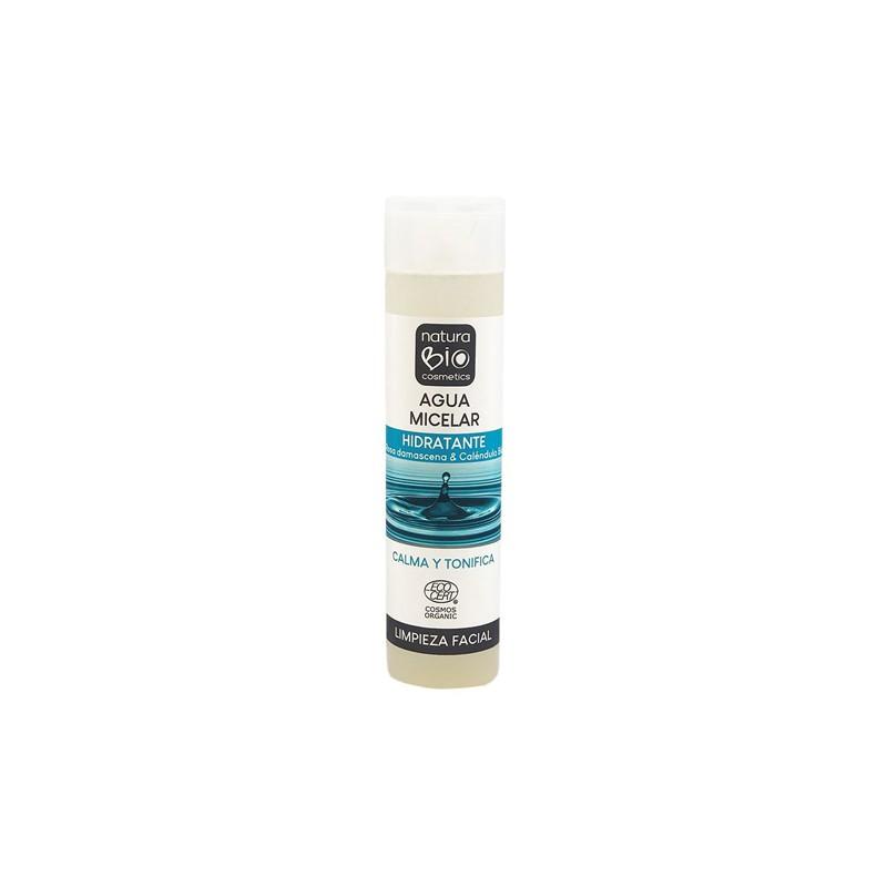 Agua Micelar Hidratante NaturaBio Cosmetics