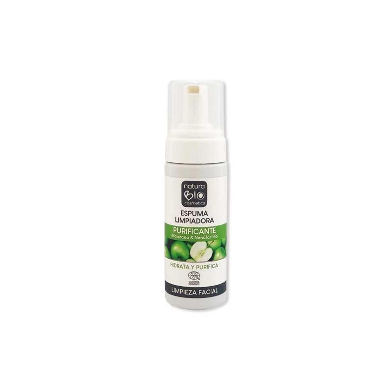 Espuma Limpiadora Hidratante NaturaBio Cosmetics