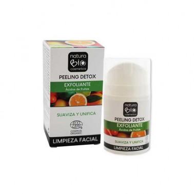 Peeling Detox Exfoliante NaturaBio Cosmetics