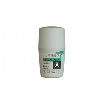 Desodorante Baobab Roll-on Urtekram, 50 ml.