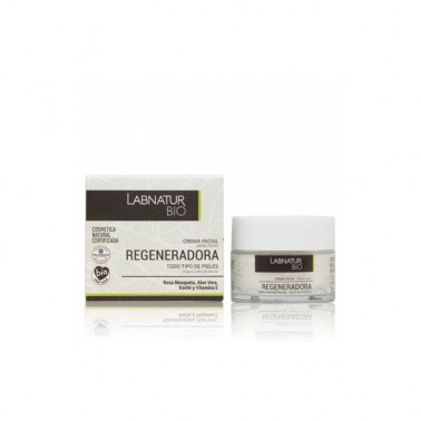 Labnatur Bio Crema Facial Regeneradora BIO, 50 ml.