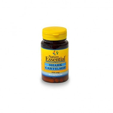 Cartílago de Tiburón 500 mg. Nature Essential