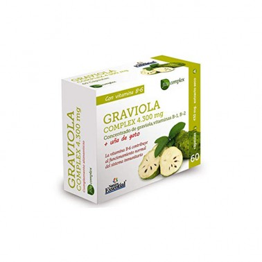 Graviola Complex 4300 mg. Nature Essential