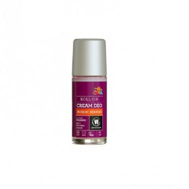 Desodorante Frutos Rojos Urtekram, 50 ml.