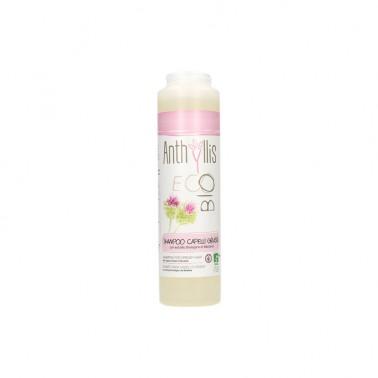 Champú cabello graso ECO Anthyllis, 250 ml.