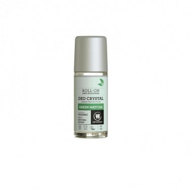 Desodorante Matcha Roll-on Urtekram, 50 ml.