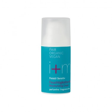 Crema Facial Hidratante Piel Sensible i+m, 30 ml.