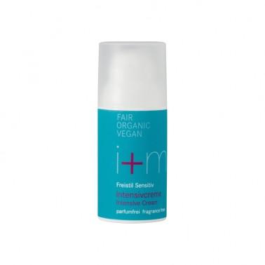 Crema Facial Intensiva Piel Sensible i+m, 30 ml.
