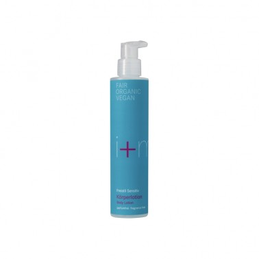 Crema-Loción corporal Piel Sensible i+m, 200 ml.