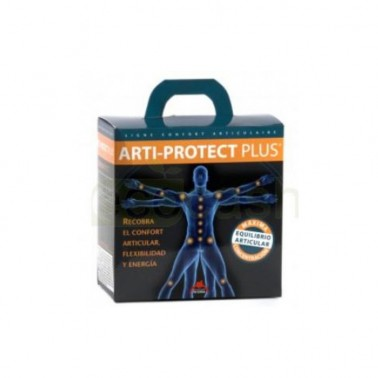 Arti-Protect plus Intersa, pack 2 botes 45cap.