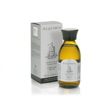 Aceite Corporal Confort Legs Alqvimia, 150 ml.