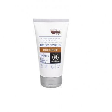 Exfoliante Coco Urtekram, 150 ml.