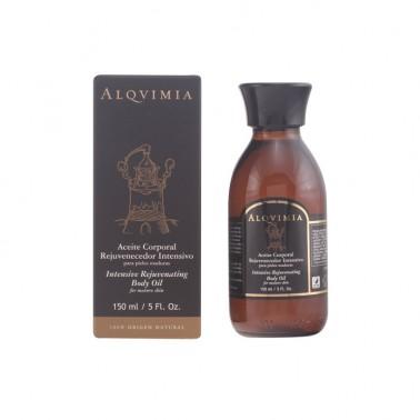 Aceite Corporal Rejuvenecedor Intensivo Alqvimia, 150 ml.