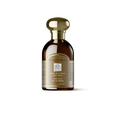Agua de Colonia Anti-Stress Alqvimia, 100 ml.