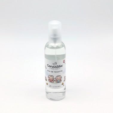 CANASTILLA Colonia infantil, 100 ml.