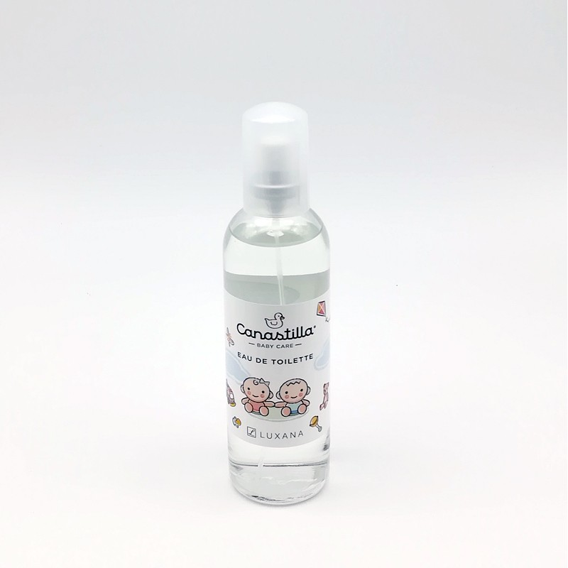 CANASTILLA Colonia infantil, 100 ml.