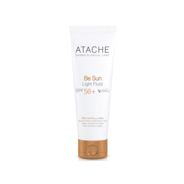 Be Sun Light Fluid SPF 50+ Atache, 50 ml.