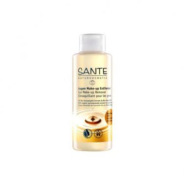 Aceite Desmaquillante Ojos Sante, 100 ml.