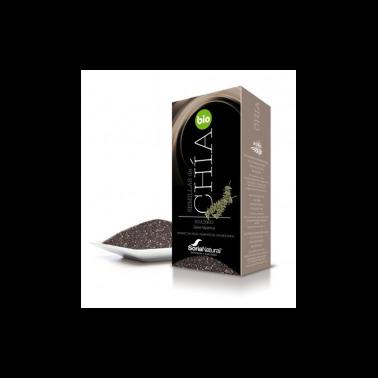 Semillas de Chia superalimentos Soria Natural, 250 gr.