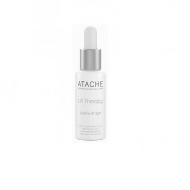 Lift Therapy Sublime Lift Night Serum  Atache, 30 ml.