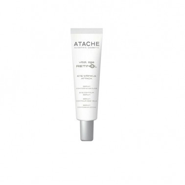 Vital Age Eye Wrinkle Attack Serum Atache, 15 ml.