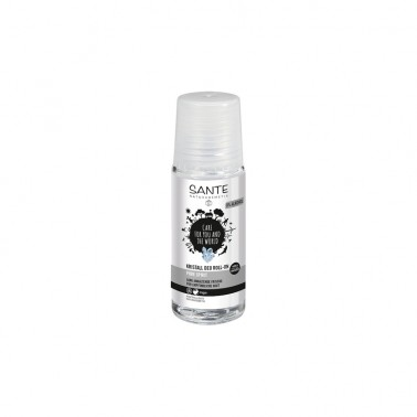Desodorante Mineral Pure Spirit Roll on Sante, 50 ml.
