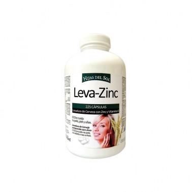 Levazinc (Levadura de Cerveza Viva) 350 mg. Ynsadiet, 225 cap.