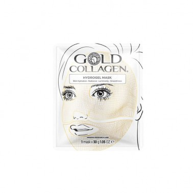 Gold Collagen Hydrogel Mask, 1 un.