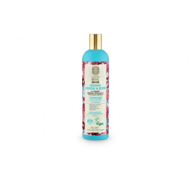 Super Siberica Acondicionador Cabello Normal Natura Siberica, 400 ml.