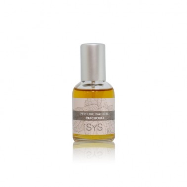 Perfume Natural Patchouli Laboratorio SYS