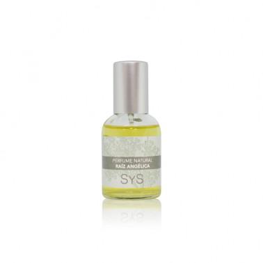 Perfume Natural Raíz Angélica Laboratorio SYS