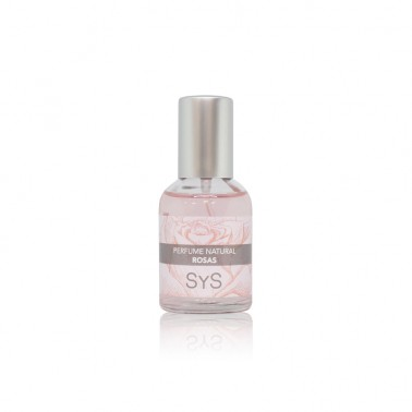 Perfume Natural Rosas Laboratorio SYS