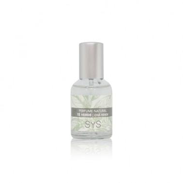 Perfume Natural Te Verde Laboratorio SYS