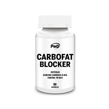 Carboflat Blocker PWD Nutrition, 90 cap.