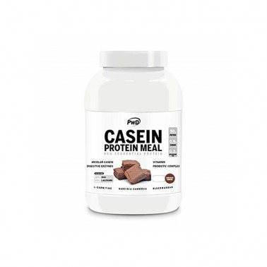 Casein Protein Meal Brownie PWD Nutrition, 450 gr.