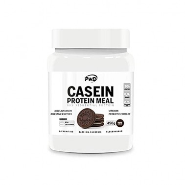 Casein Protein Meal Cookie-Cream PWD Nutrition, 450 gr.