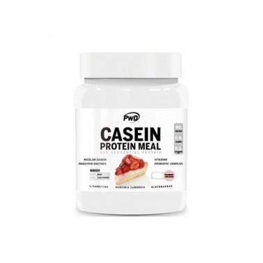 Casein Protein Meal Tarta de Queso PWD Nutrition, 1,5 Kg.