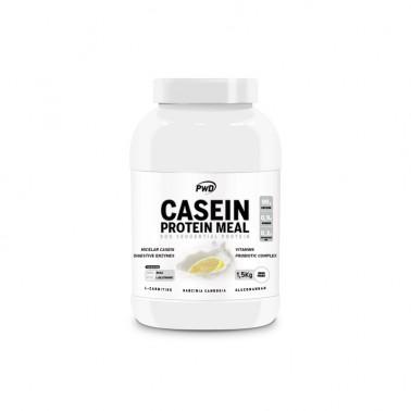 Casein Protein Meal Yogur Limón PWD Nutrition, 1,5 Kg.