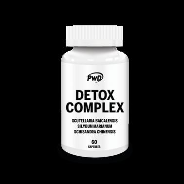 Detox Complex PWD Nutrition, 60 cap.